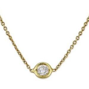 Roberto Coin diamond necklace!